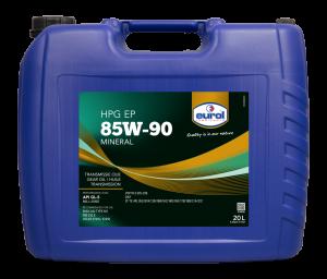 20 liter med hpg ep 85w-90